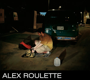 Alex Roulette - Paintings