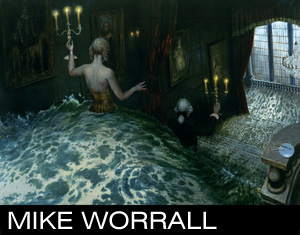 Mike Worrall Paintings