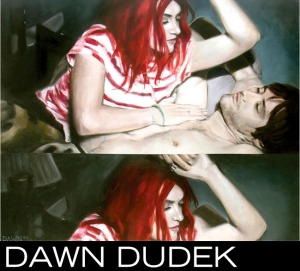 Paintings by Dawn Dudek